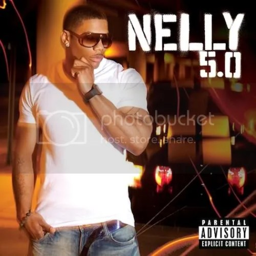 Nelly 5.0 Album Cover Art Front