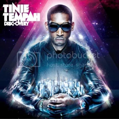 Tinie Tempah - Disc-Overy (Album Review)