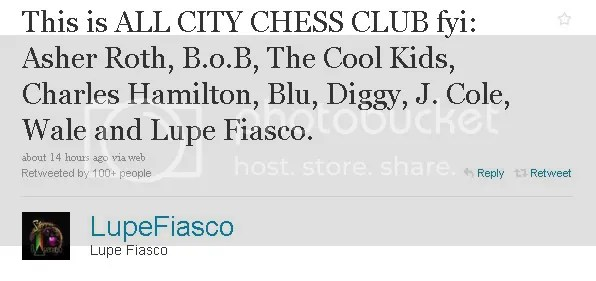All City Chess Club - We Beamin' (Remix)