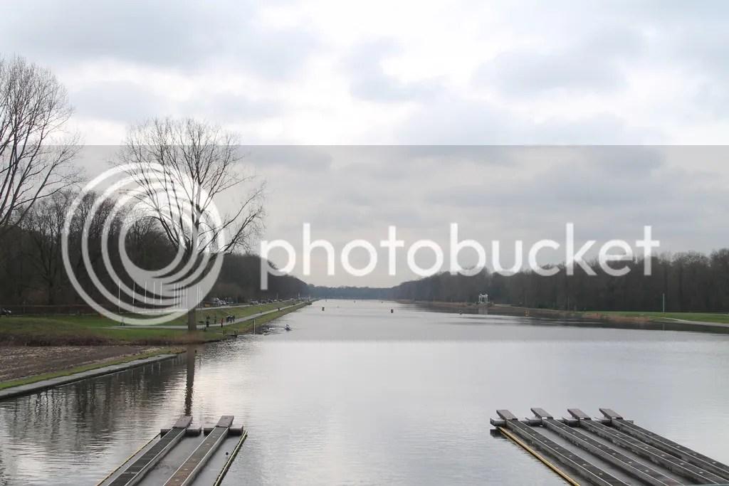 bosbaan Amsterdam Nederland