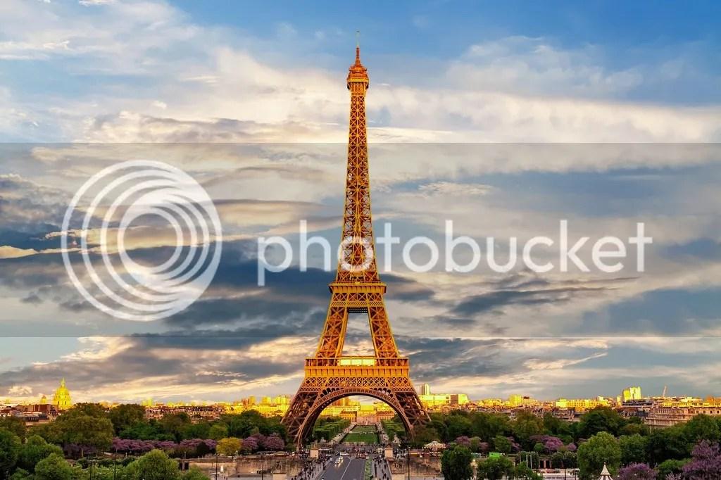EIfeltoren Parijs Frankrijk