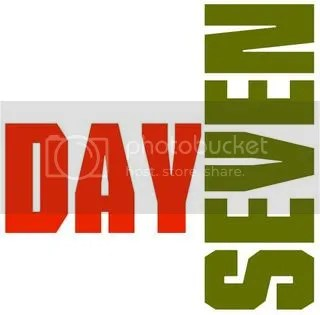 Image result for Day 7