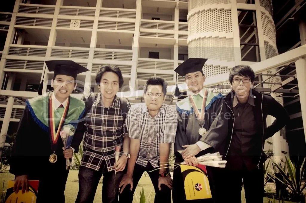 with Rendy, Ogoy, Fakhri, dan Pranajati