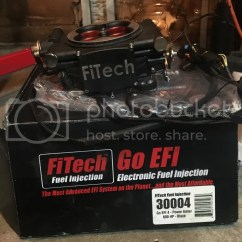 Msd 6010 Wiring Harness Electrical Installation Diagram Complete Fitech Fuel Injection Induction Ignition Setup