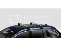 BMW 5 Series Touring F11 Roof Bars Rack Base Support ...