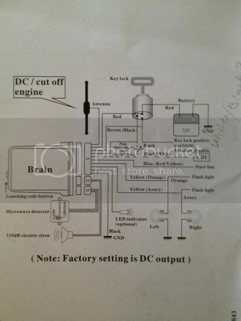 Spy 5000 Wiring Diagram