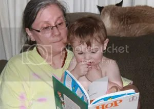 Reading with Gram