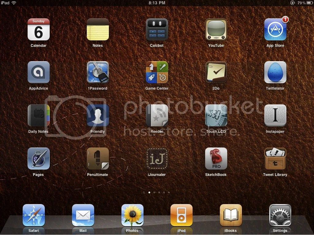 communication device apps for ipad