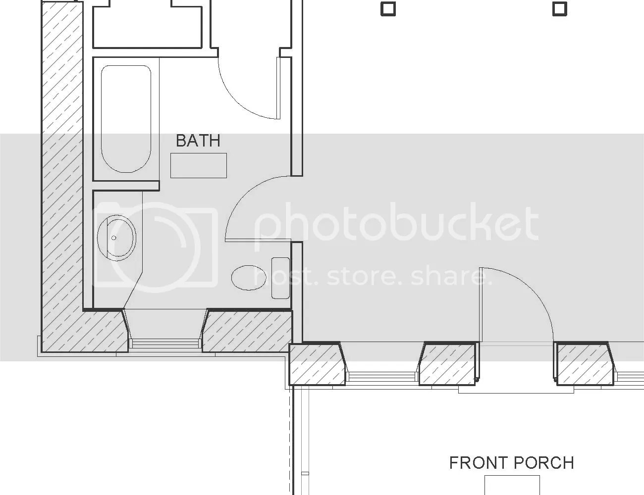 2011 Create Angled window opening in plan view
