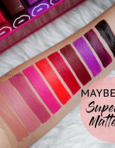 Superstay Matte Ink Liquid Lipstick by Maybelline #15