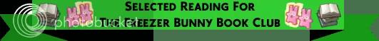 Freezer Bunny Book Club Selection