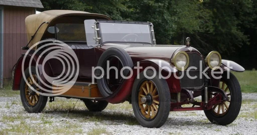 1917 Simplex Crane Model 5 Dual-Cowl Victoria Phaeton Coachwork by Farnham & Nelson Co.