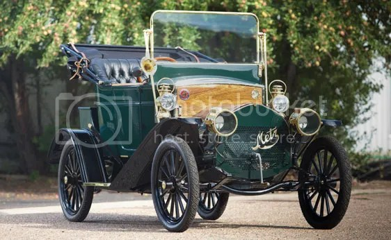 1910 Metz Two Runabout