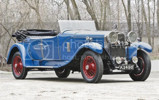 1926 Hispano-Suiza H6B Tourer