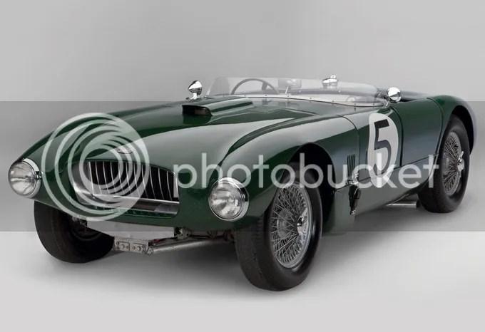 1953 Allard JR 'Le Mans' Roadster