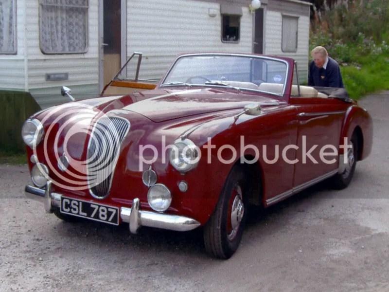 1955 Lagonda 3-Litre Drophead Coupe
