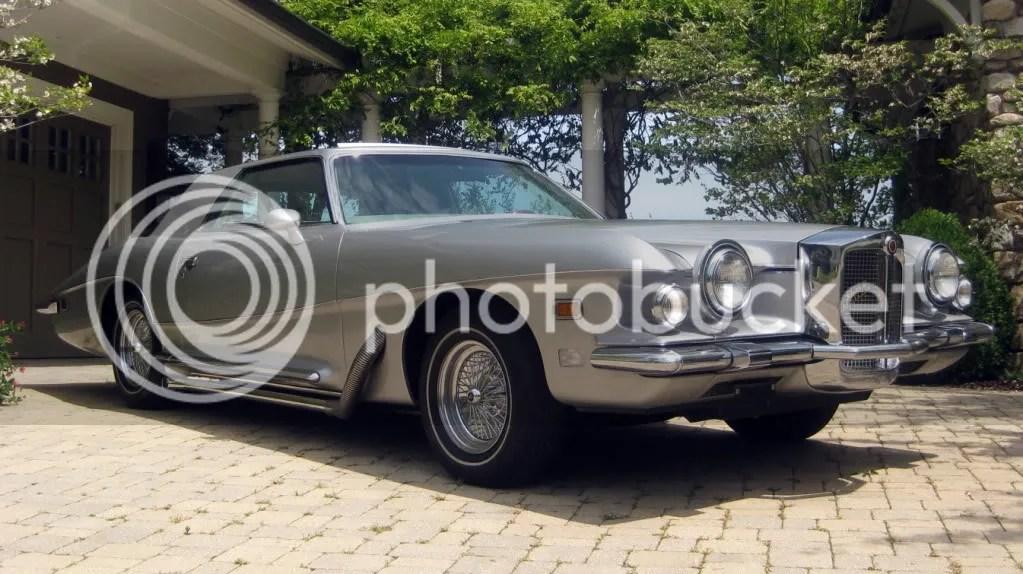 1976 Stutz Blackhawk VI Coupe