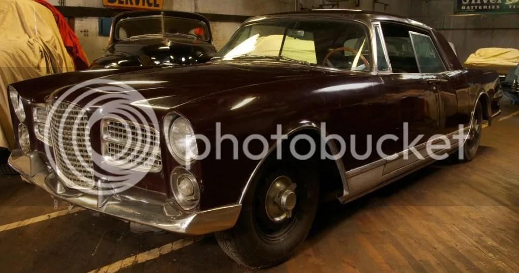 1960 Facel-Vega Excellence