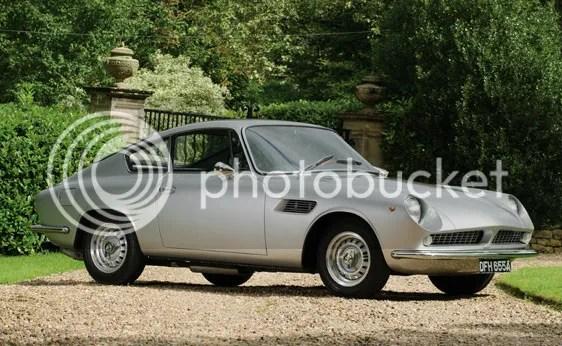 1964 ASA 1000GT Ferrariana by Bertone
