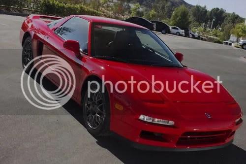 1999 Acura NSX Alex Zanardi Edition