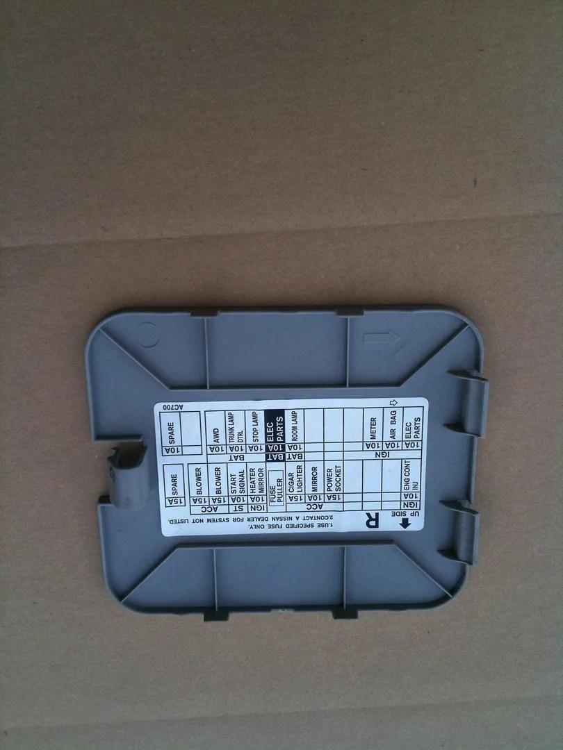 Fuse Box Diagram 2012 Infiniti G37 Fuse Box Diagram 2008 Infiniti Qx56