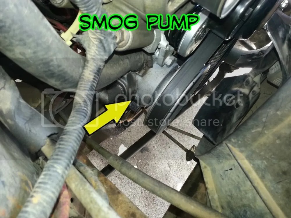 medium resolution of ford 460 engine part diagram smog pump wiring circuit u2022 ford 460 coolant hose diagram