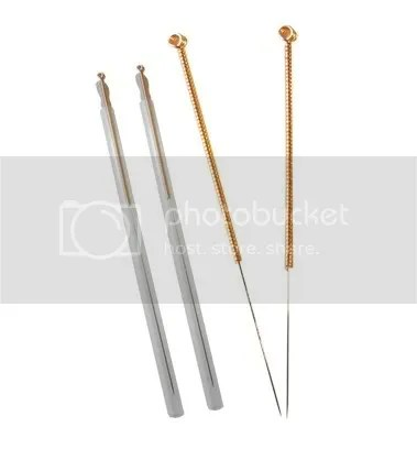 Phoenix Acupuncture needles HQ Prof Type with guide tube