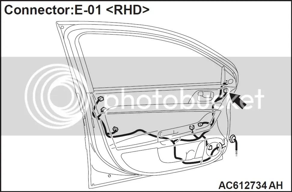 Pasang Spion Lipat   Bagian 4  U2013 Wiring  Etacs Modification