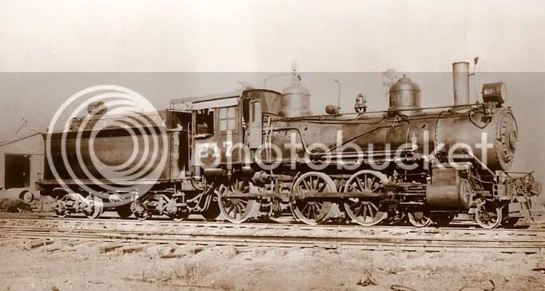 4-6-0 locomotive
