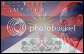 Free Tibet Campaign on MySpace