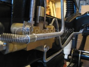 CJ7 Brake Line Pictures  JeepForum