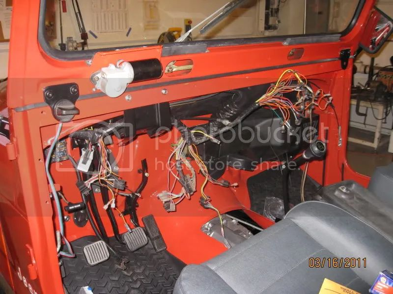 painless wiring harness for jeep cj7