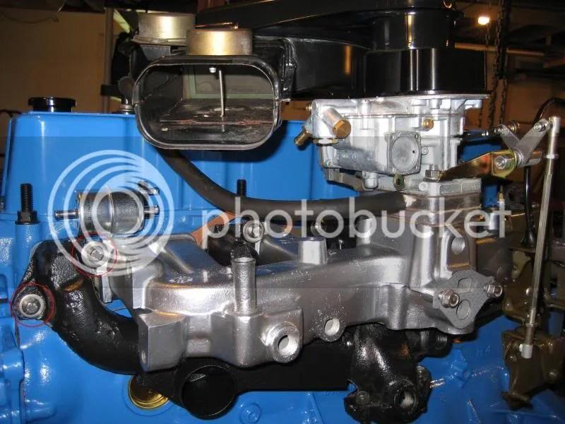 Amc 401 Wiring Diagram Manifold Mystery Jeepforum Com