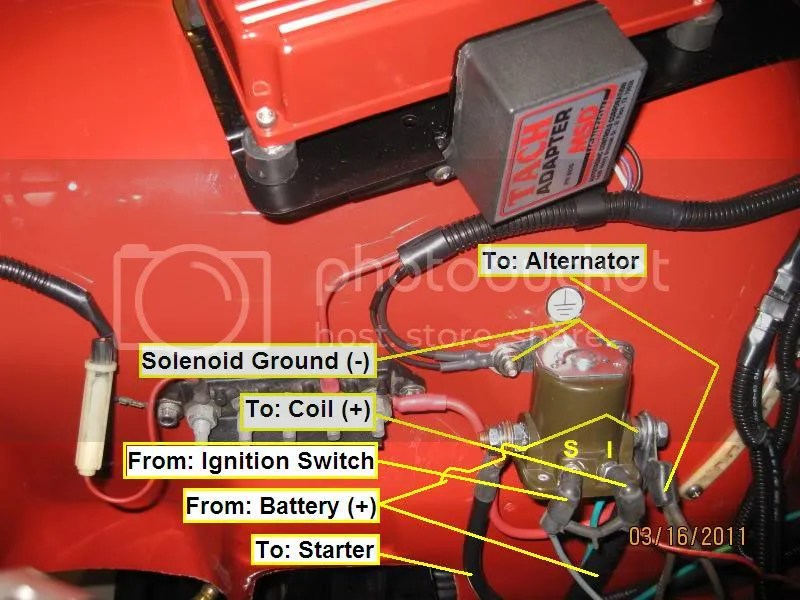 Jeep Cj Ignition Wiring Diagram