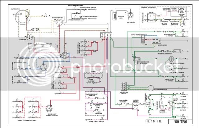 triumph t100 wiring diagram switch tr250 data 1971 tr6 diagrams clicks electrical