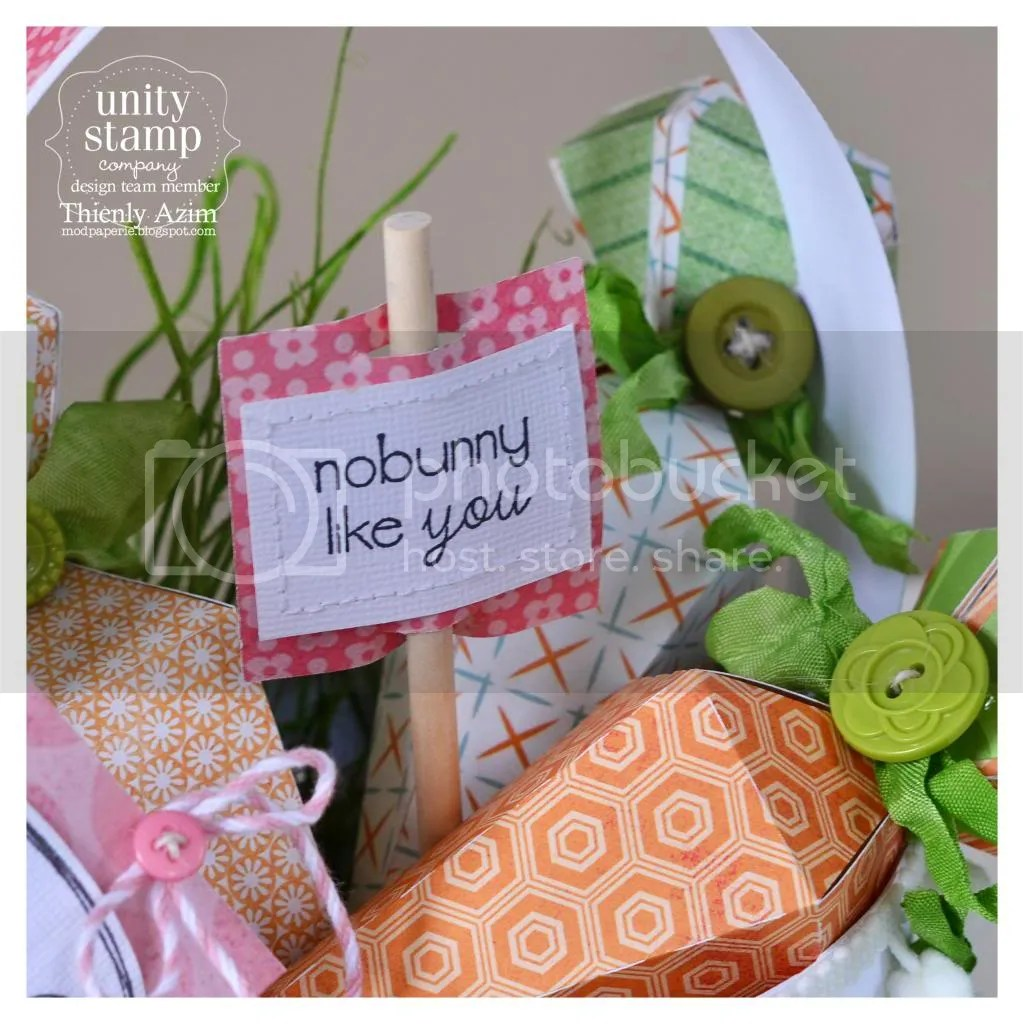 Download mod paperie: Nobunny like you...