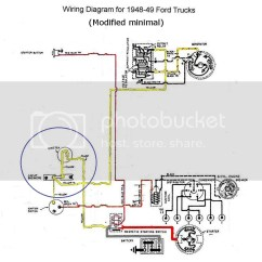 1952 Ford 8n Tractor Wiring Diagram 97 Honda Civic Fuse Box 1951 Toyskids Co 12 Volt Harness For A 48 Coupe Get Free 6 Volts