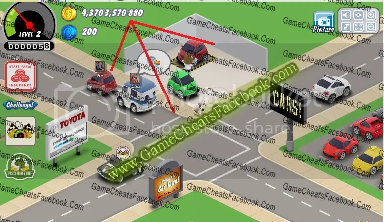 Car Town generator hack is a tool which can easily generate