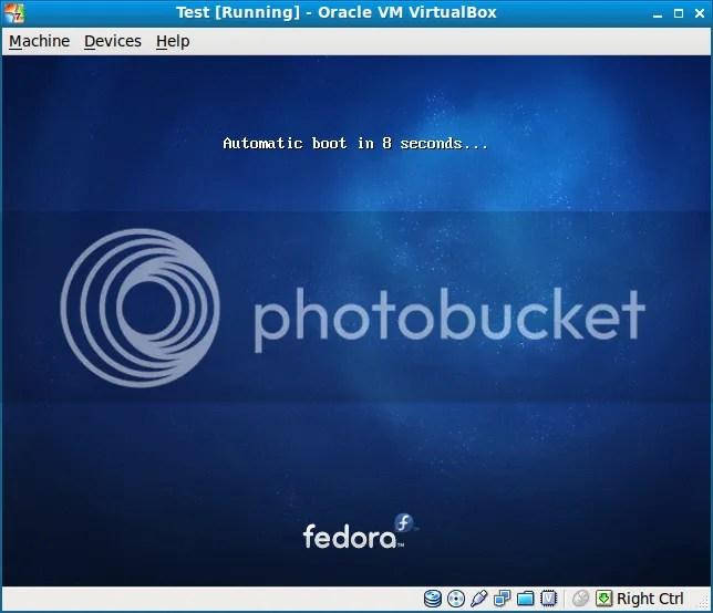Cài đặt Fedora 13 song song với Windows7 (1/6)