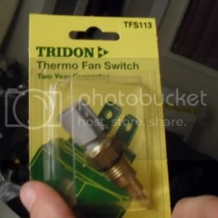 Tridon Thermo Fan Switch Wiring Diagram Philips Advance Centium Ballast Fordlaser Com View Topic Not Working Laser 1990 Kf Image