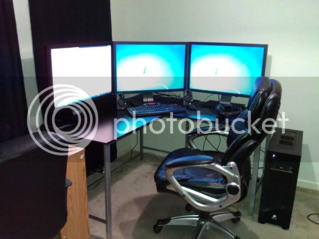 Best desk for MultiMonitor setup