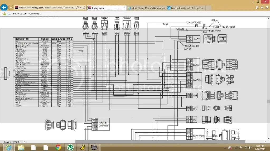 EFI Fuel Injection And Engine Control Systems Topics