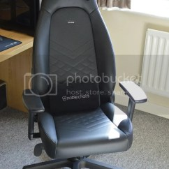 Leather Bucket Chair Personalized Bean Bag Chairs For Kids Noblechairs Icon Pu Review. | Overclockers Uk Forums