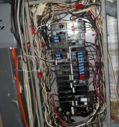 some general panel feed questions doityourself com community forums bad electrical panel wiring [ 768 x 1024 Pixel ]
