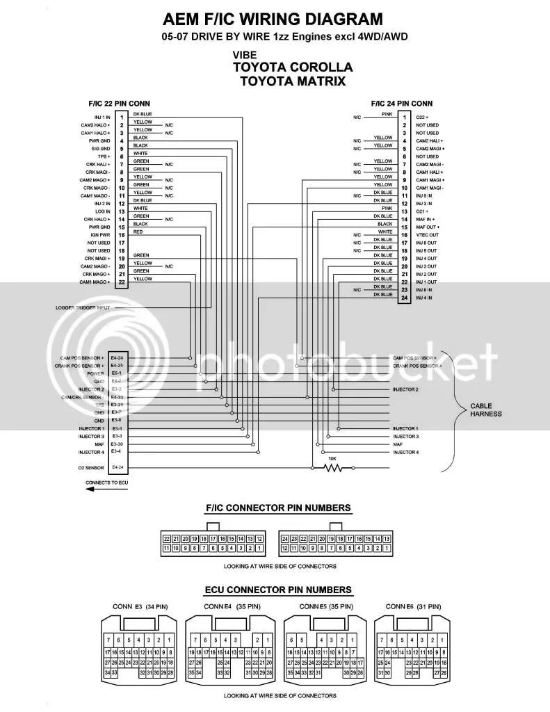 medium resolution of aem fic wiring harness 6 wiring diagram view aem fic wiring harness 6