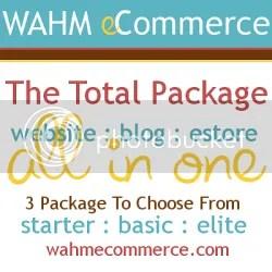 WAHM eCommerce