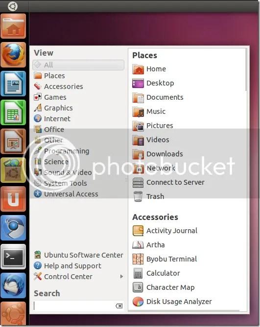 Cardapio Cardapio   Thanh menu tuyệt vời cho Ubuntu 11.04 YeuMayTinh.INFO