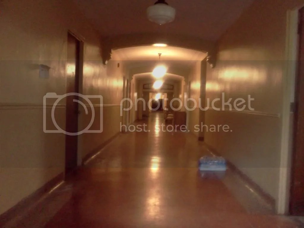 Scott Markus - Linda Vista Hospital Ghosts