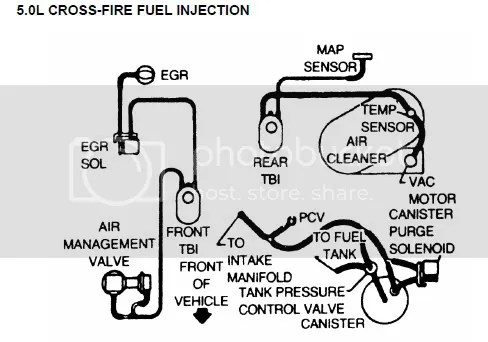 Wiring Diagram For Chevy Cross Fire Intake