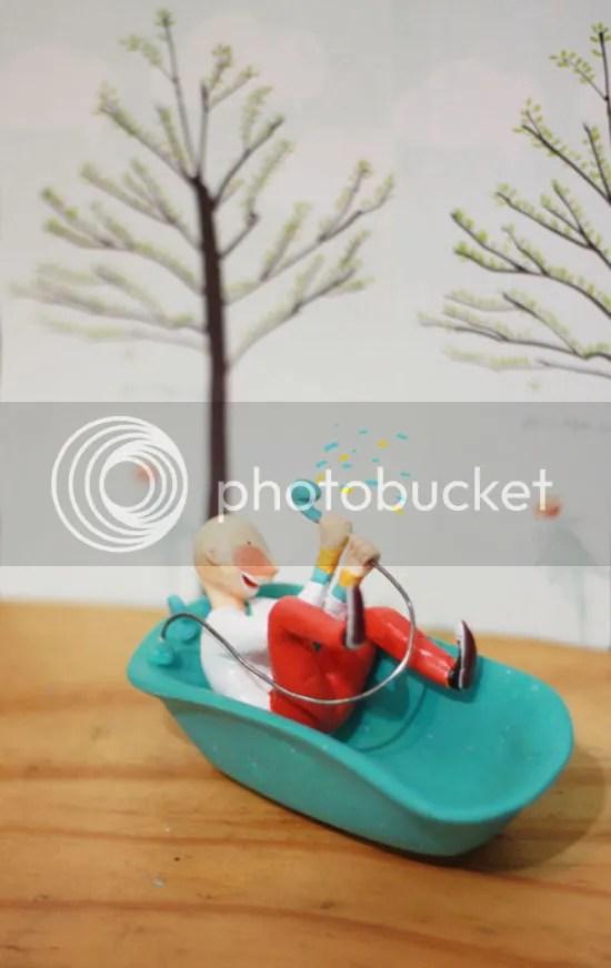 Handmade figurines by Lumao